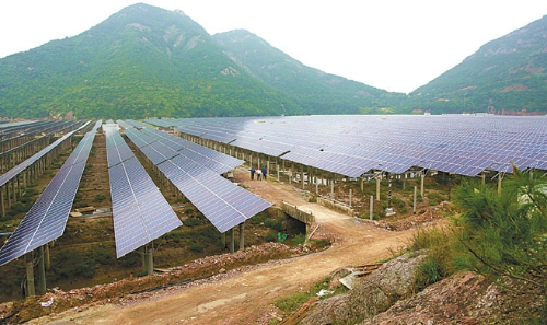 Agriculture Solar Project,solar structure
