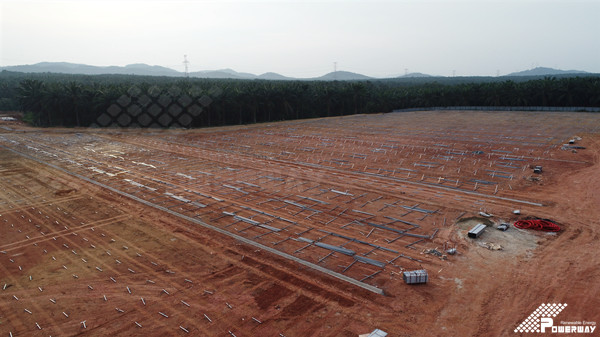 30MW Solar Project in Malaysia